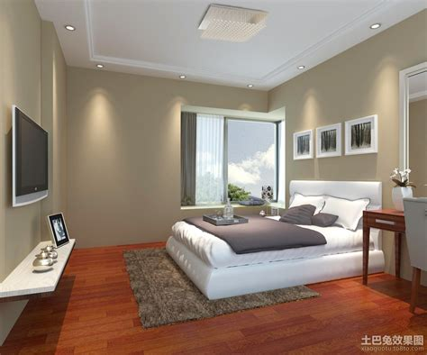 decoration simple design simple 3d room design software 简约主卧效果图 土巴兔装修效果图