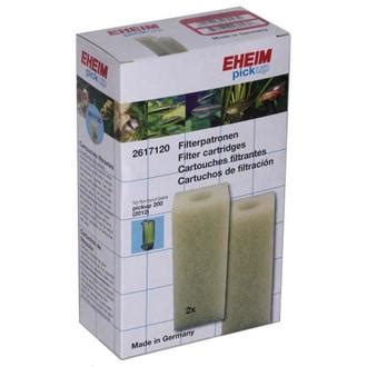 Eheim Up Filter eheim 2012 up filter cartridge 2pk 2617120