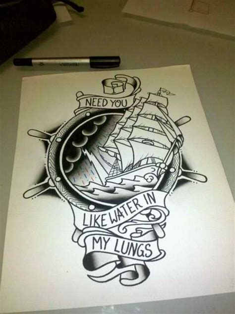 tattoo new song words cannot describe how amazing this design is one of