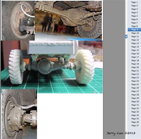 Verra 71029l 12 Cmp cmp c15ta v 233 hicule blind 233 canadien mirror models 1 35 montage termin 233