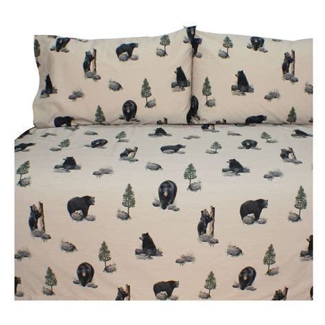 the bears sheet sets