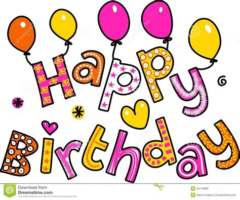 compleanno clipart happy birthday clipart
