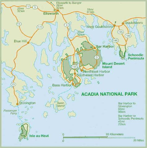 acadia national park map quotes by charles w eliot like success