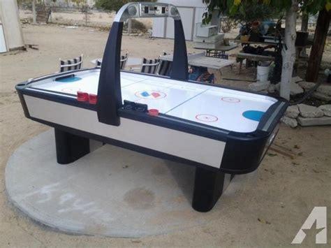 sportcraft turbo hockey table sportcraft turbo air hockey table for sale in joshua tree