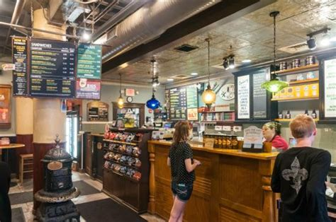 Sandwich Shop Decor by Interior Decor Picture Of Potbelly Sandwich Shop