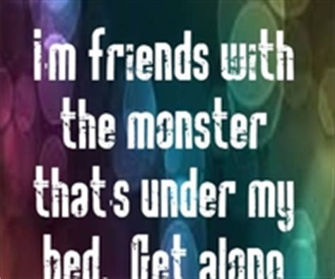 monster under my bed lyrics eminem pictures photos images and pics for facebook tumblr pinterest and twitter