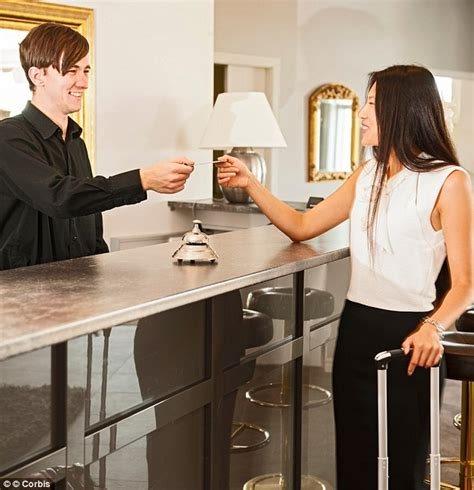 hotel front desk managers on reddit reveal their most shocking experiences daily mail