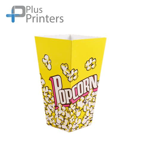 Popcorn Box custom popcorn boxes wholesale printed popcorn boxes