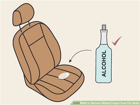 how to remove crayon from car upholstery how to remove melted crayon from car seats 10 steps