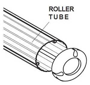 Rv Awning Fabric Repair Dometic 3108346 Patio Awning Replacement Roller Tube