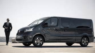 Renault Trafic Renault Trafic Spaceclass Debuts At Cannes Festival