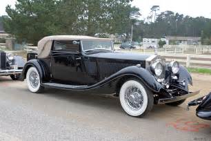 Rolls Royce Phantom Ii 1931 Rolls Royce Phantom Ii Continental Supercars Net
