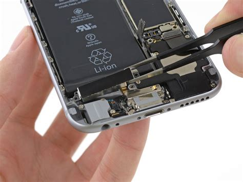 iphone start not working iphone 6 replacement ifixit repair guide