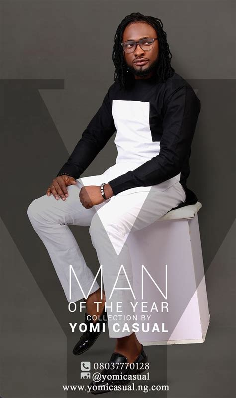 yomi casual catalloge yomi casuals man of the year collection lookbook