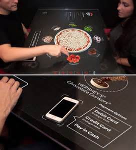 Virtual Kitchen Design Tool the future of dine out interface design from pizza hut