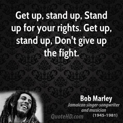 cant stand up for bob marley quotes quotehd
