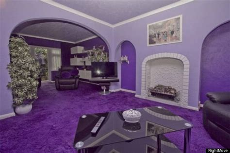 purple house advertised on rightmove is hideous