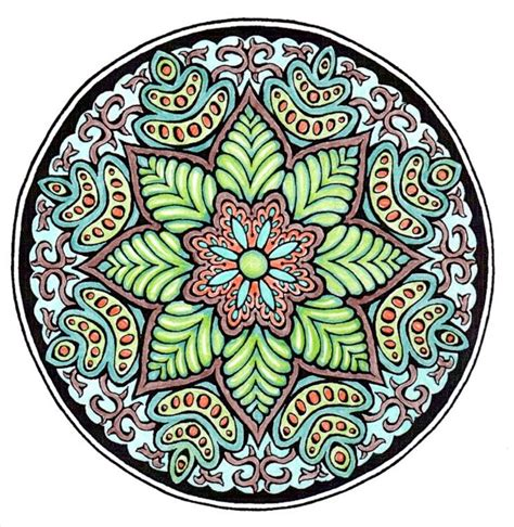 crayola mandala coloring pages 1705 best images about mandalas on dovers