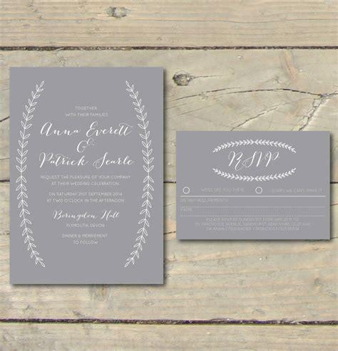wedding invitations calligraphy boho graceful calligraphy wedding invitations by sincerely may notonthehighstreet