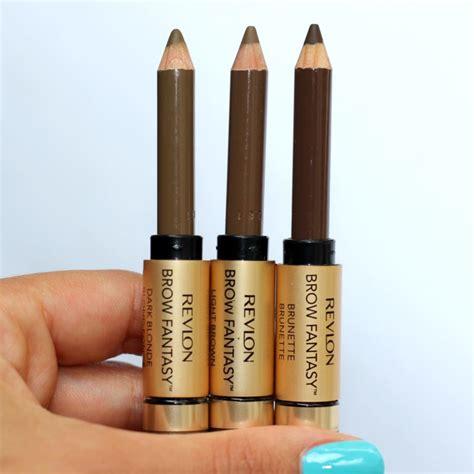 Revlon Eyebrow Pencil revlon brow colorstay pencil gel with free