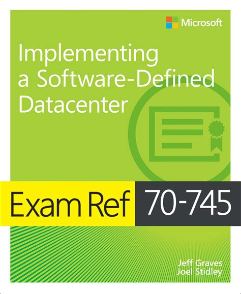ref 70 745 implementing a software defined datacenter
