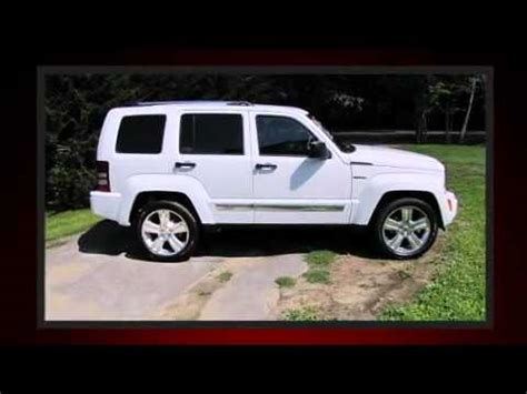 Jeep Dealer Maine 2012 Jeep Liberty Limited Jet Edition Southern Maine