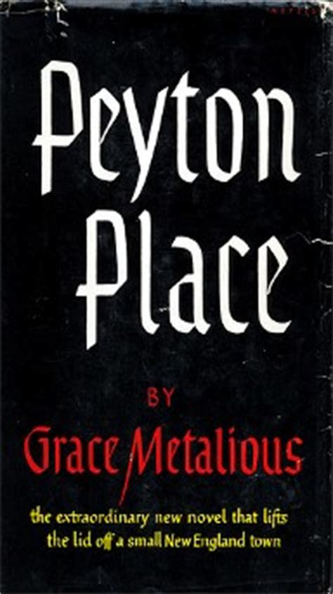 A Place Book Wiki Peyton Place Novel