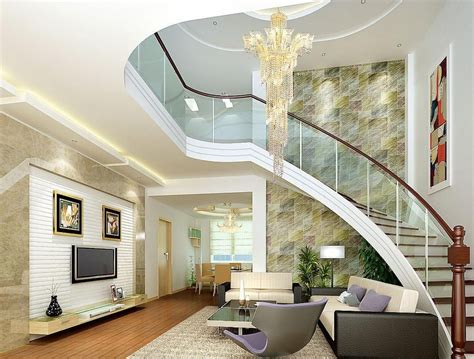 interior design  living room  stairs    stairs staircase railing design stairs  living room big living rooms
