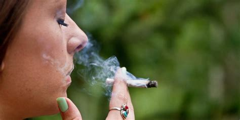 a woman smoking marijuana joints choosing the right cannabis consumption method for you