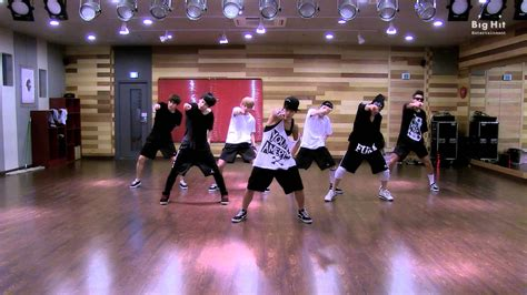 tutorial dance danger bts 방탄소년단 no more dream dance practice this is probably my