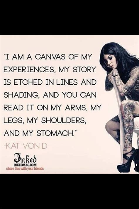 tattoo quotes for near death experience 24 best images about kat von d on pinterest pixie tattoo