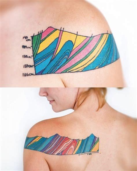 geology tattoos geology