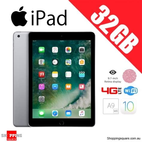 4 32gb Wifi Cell 4g apple 32gb 9 7 inch wifi 4g lte cellular tablet space gray shopping shopping