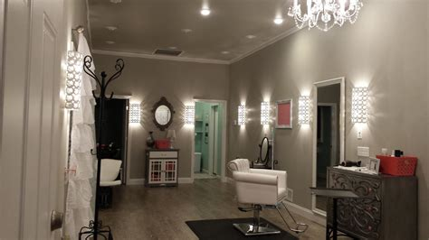 Small Home Hair Salon Ideas 7 Gorgeous Salon Design Ideas To Inspire Standish