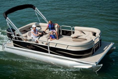 sunchaser pontoon oasis 820 cruise n fish red yamaha outboards - Sunchaser Pontoon Boat Prices