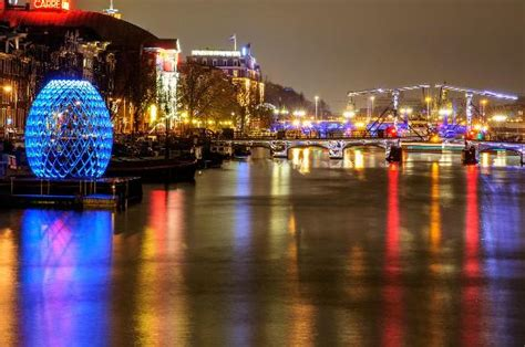 Amsterdam Light by Amsterdam Light Festival All You Need To Before You