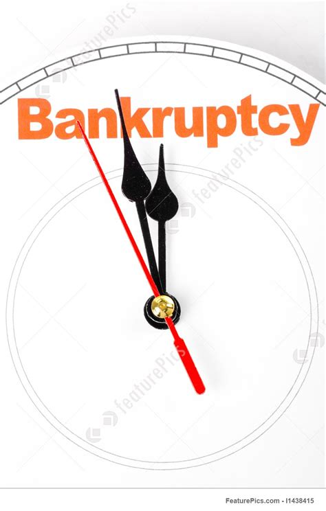 Bankruptcy Number Search Concept Of Bankruptcy Stock Image I1438415 At Featurepics