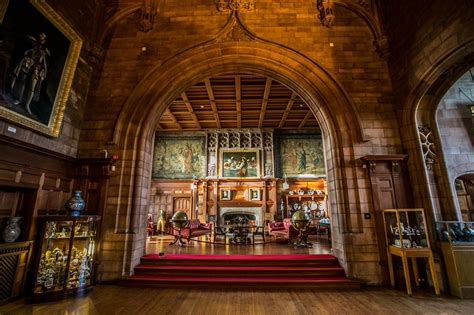 bamburgh castle interior  castles interior castles