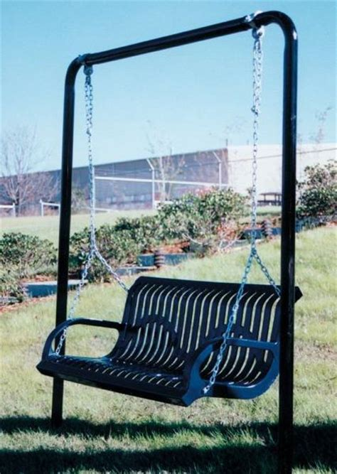 park swings for adults classic style park bench swing by webcoat aaa state of play