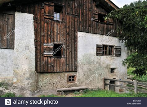heidi s house the heidi house heidihaus in heidiland at maienfeld in graub 252 nden stock photo royalty free