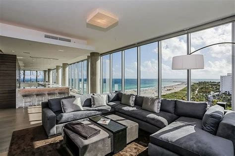 Floor To Ceiling Windows That Open by Oceanside Opulence Step Into This Luxurious Two Story
