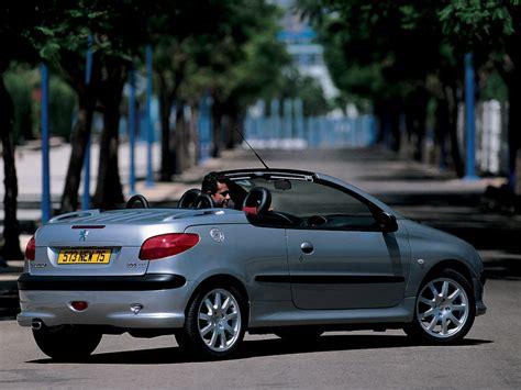 peugeot 206 cc peugeot 206 cc specs 2001 2002 2003 2004 2005 2006