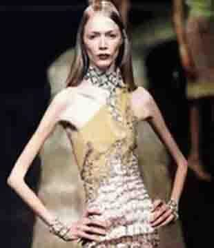 anorexic models that died what on your mind