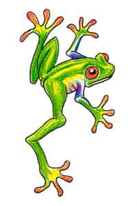cartoon frog tattoo designs 32 frog tattoos designs