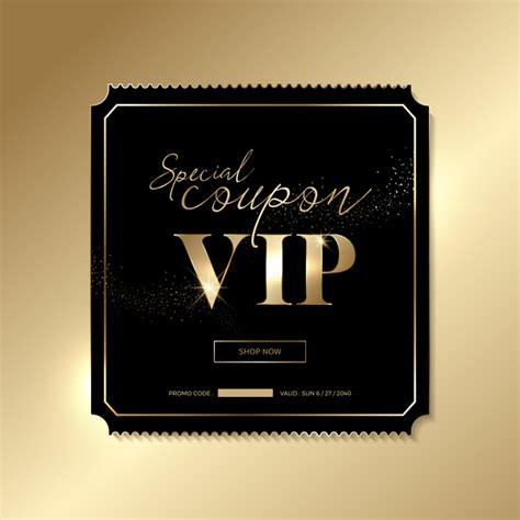 vip card template invitation vip template gallery invitation sle and