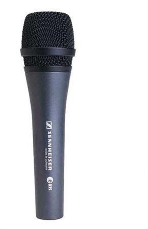 Mic Kabel Sennheiser E 835 S E835s E835 S vocal microphones usa