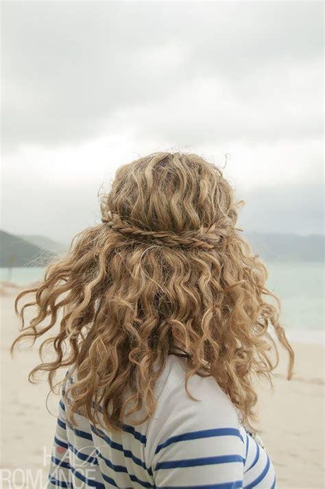Wedding Hairstyles Curly Braid by Untamed Tresses Naturally Curly Wedding Hairstyles