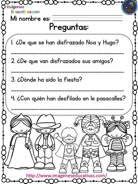 imagenes educativas cuentos lecturas comprensivas para primaria y primer grado las
