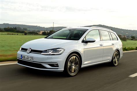 new golf volkswagen new volkswagen golf estate facelift 2017 review pictures