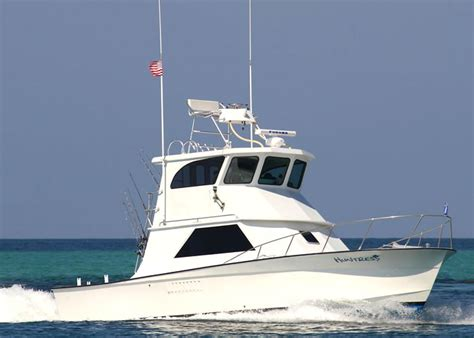 charter boat licence destin florida charter boat fishing the huntress